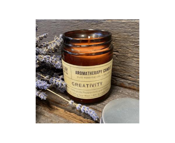 Aromatherapie Sojakerze 200g Kreativität Deko