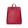 CANUSSA URBAN RED Rucksack veganes Leder nachhaltig aus recycelten Plastikflaschen