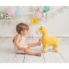 Crochetts Pferd MINI gelb Baby
