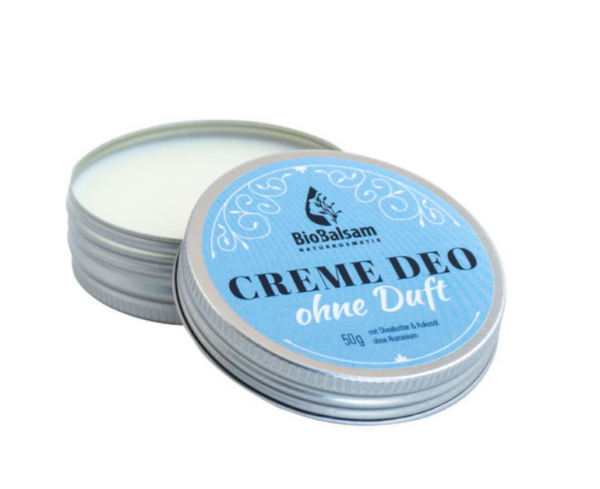 BioBalsam Creme Deo ohne Duft
